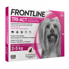 Frontline Tri-Act 6 pipette