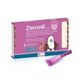 Zeronil para Perros (3 pipetas)