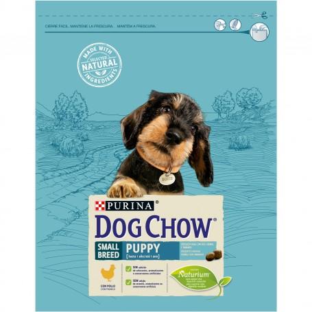 Purina Dog Chow Cachorro Raza Pequeña con Pollo, pienso para perros