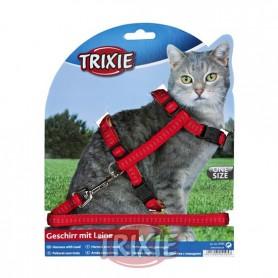 Set em nylon para gatos