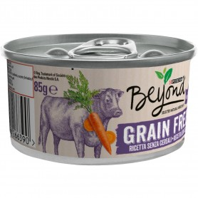 Purina Beyond Grain Free Gato Sabor Buey