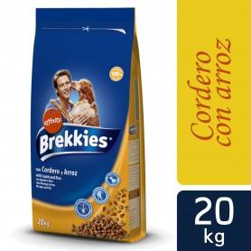 Brekkies Cordero y Arroz