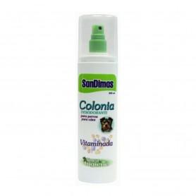 Colonia Desodorante para perros SanDimas