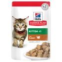 Hill's Science Plan Kitten con Pavo (Bolsita)
