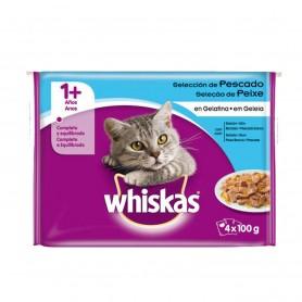 Whiskas pack selección da Pesce