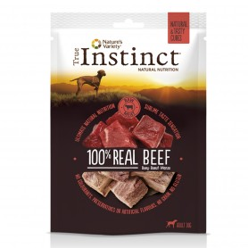 True Instinct Natural & Tasty Cubes Real Buey