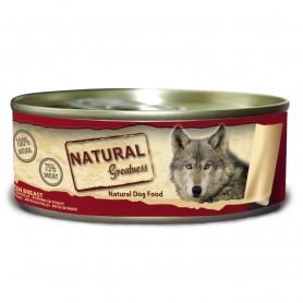 Natural Greatness Pechuga de Pollo perro (lata)