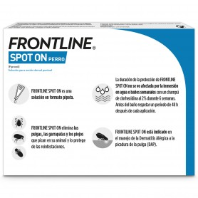 Frontline Spot On Perros 10-20 Kg