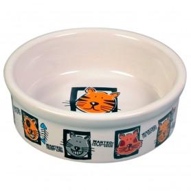 Ciotola cat bowls, ceramica