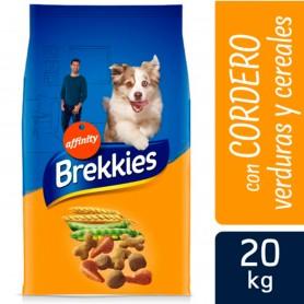 Brekkies con Agnello, Verdure e cerealii