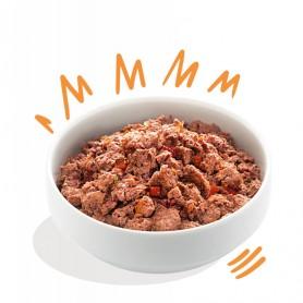 Edgard & Cooper, latas sin cereales con pollo y pavo para perros...