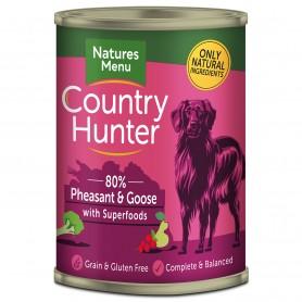 NM Country Hunter Latas Perro Faisan y ganso