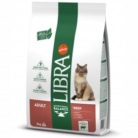 Libra Cat Adult Buey