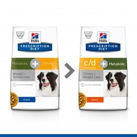 Hill's Prescription Diet Canine c/d Multicare + Metabolic