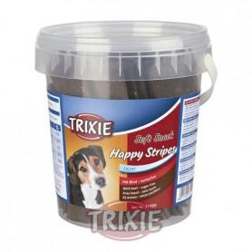 Bote Soft Snack Happy Stripes, 500 g, ternera