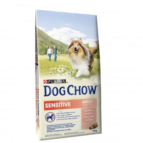 dog chow sensitive salm n y arroz dto at 15. Black Bedroom Furniture Sets. Home Design Ideas