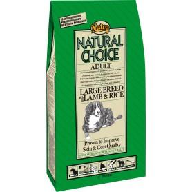 Nutro Natural Choice Adult Large Breed Lamb & Rice