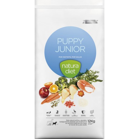 Natura Diet Puppy Junior