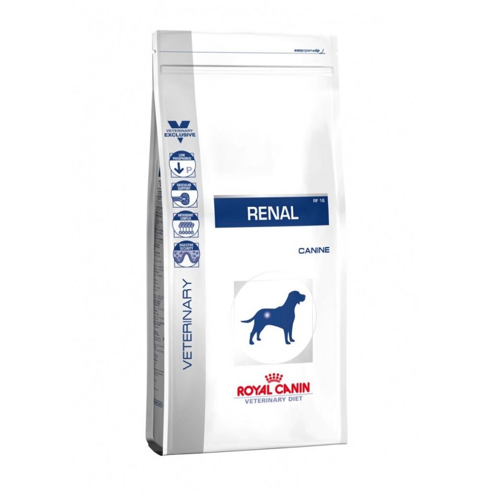 Pienso para perros Royal Canin Renal