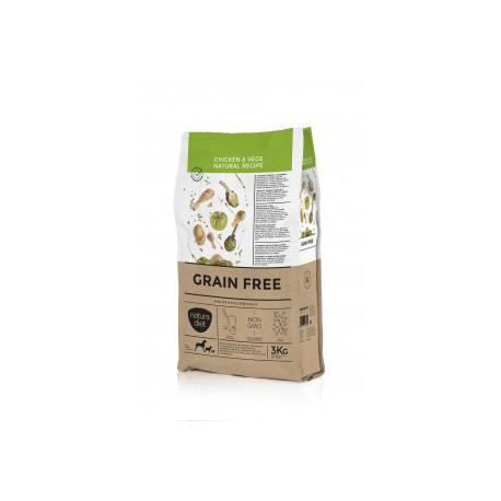 Natura Diet Grain Free Chicken & Vegs