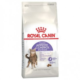 Pienso Royal Canin Sterilised Appetite Control para gatos