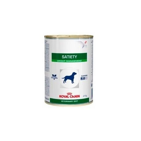 comida húmeda Satiety Support Weight Management Lata