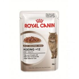 comida húmeda para gatos Royal Canin Ageing +12 (Gelatina)