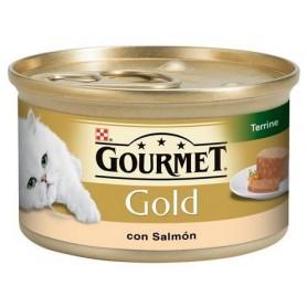 Purina Gourmet Gold Tarrine con Salmón