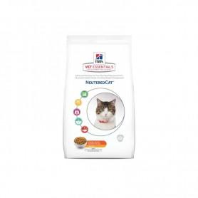 Hill's Feline Vet Essentials Young Adult Neutered Cat Lower Fat