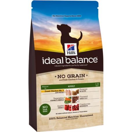 Hill's Ideal Balance Adult con Pollo y Arroz