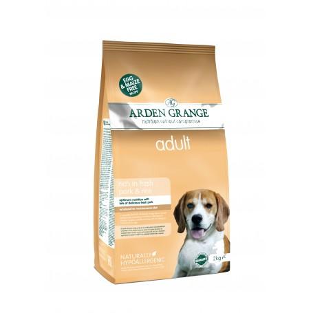 Arden Grange Adult Pork & Rice, pienso para perros naturales