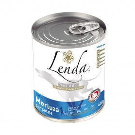 Lenda Original Merluza con Patata Lata