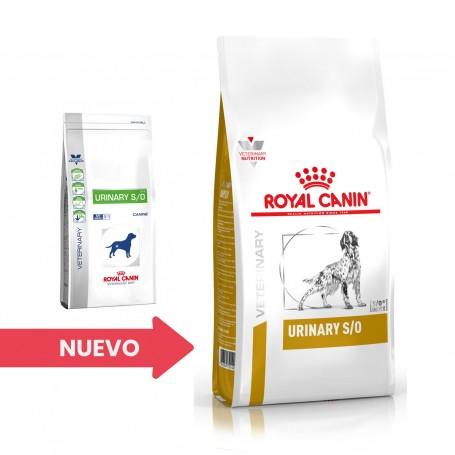 Pienso Royal Canin Urinary S/O para perros