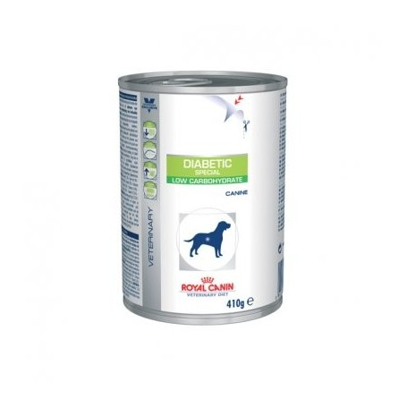 comida húmeda Royal Canin Diabetic Special Low Carbohydrate Lata