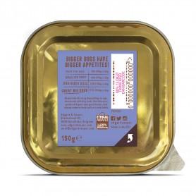 Edgard & Cooper, pack 11 tarrinas sin cereales con vacuno y pato...