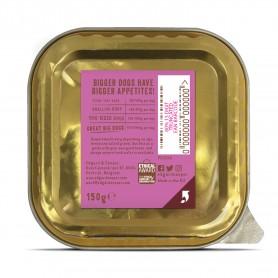 Edgard & Cooper, pack 11 tarrinas sin cereales con venado y pato...