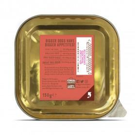 Edgard & Cooper, pack 11 tarrinas sin cereales con pollo y salmón...