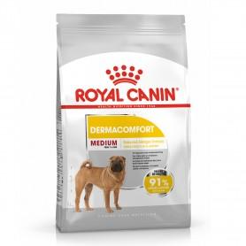 Pienso Royal Canin Medium Dermacomfort para perros