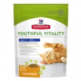 comida húmeda Hills SP Feline  Adult 7+  Youthful Vitality con Pollo Pouch