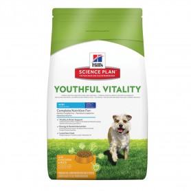 SP Canine  Adult 7+  Youthful Vitality Mini con Pollo y Arroz
