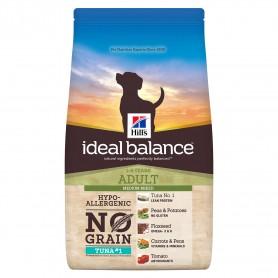 Hill's Ideal Balance Adult No Grain com Atum e Batata