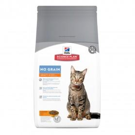 Pienso Hill's Science Plan Feline Adult No Grain Pollo para gatos