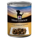 Hill's Ideal Balance Frango e verduras (Lata)