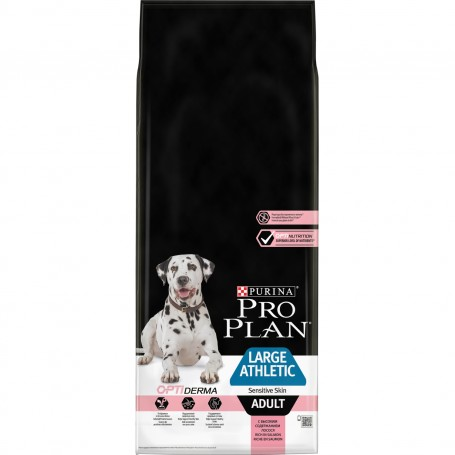 Purina Pro Plan Large Adult Athletic Skin, pienso para perros grandes y atléticos