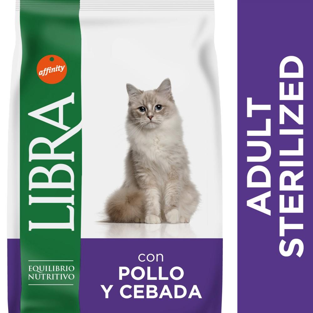 LIBRA STERILIZED Cat, pienso para gatos esterilizados