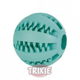 DentaFun bola de basebol mentolada de borracha natural
