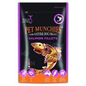 Pet Muchies Salmón Fillets